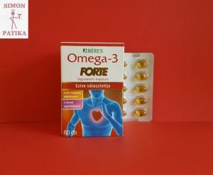 Béres Omega 3 kapszula