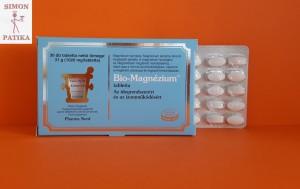 Bio-Magnézium tabletta stressz