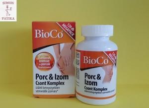 BioCo Porc Izom Csont Komplex tabletta