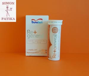 Bonolact Re-general tabletta probiotikum 30db