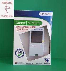 Dcont Nemere vércukormérő készülék