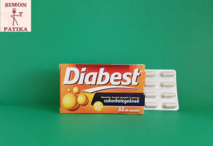 Diabest kapszula 32db