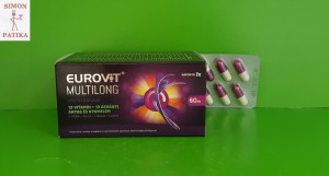Eurovit Multilong tabletta multivitamin