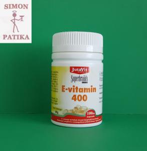 Jutavit E vitamin 400mg kapszula 100db