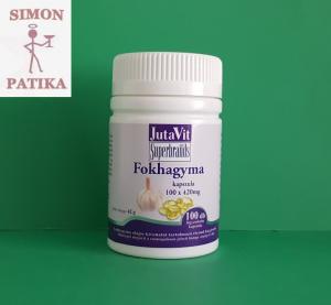 Jutavit Fokhagyma tabletta