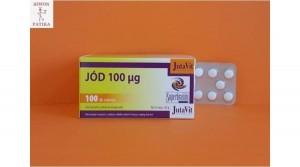 Jutavit Jód tabletta