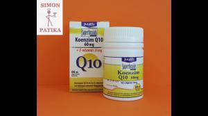 Jutavit Koenzim Q10 + E vitamin kapszula