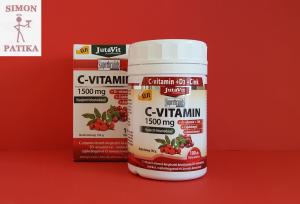 Jutavit c vitamin 1500 mg csipkebogyóval 100db