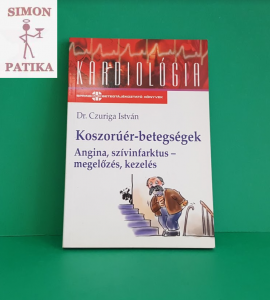 Könyv Koszorúér betegségek