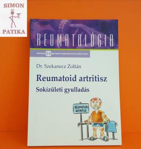 Könyv Reumatoid artritisz