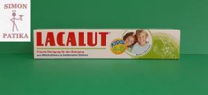 Lacalut fogkrém 4-8 éves gyereknek