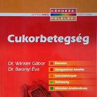 Cukorbetegség könyv