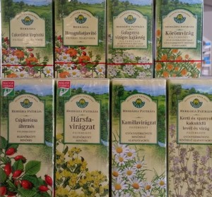 Herbária tea