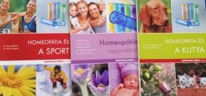 Homeopátiás könyvek Boiron