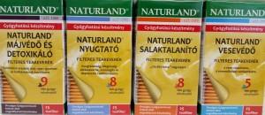 Naturland teakeverékek