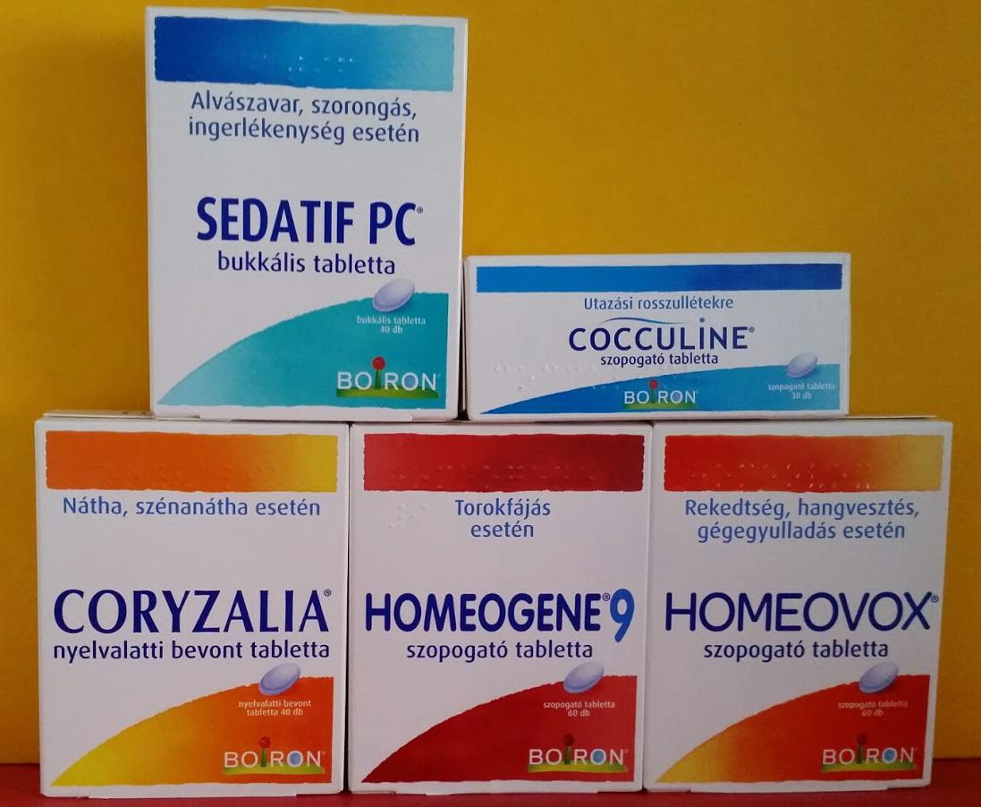 homeopátiás tabletták dohányzáshoz)