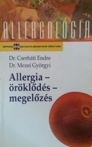 Könyv Allergia-öröklődés-megelőzés