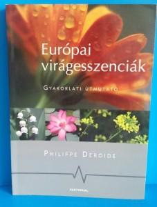 Könyv Európai virágesszenciák