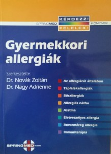 Könyv Gyermekkori allergiák