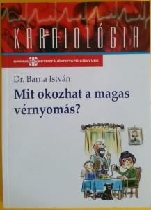 Könyv Mit okozhat a magas vérnyomás