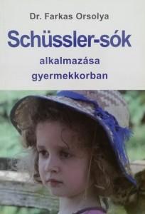 Könyv Schüssler sók gyermekkorban