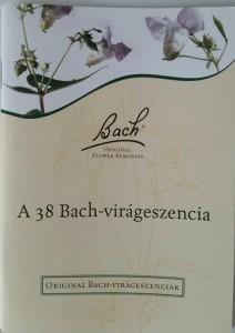 38 Bach virágesszencia
