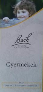 Bach virágterápia gyermekeknek