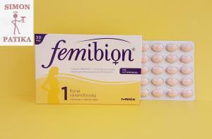 Femibion 1 Várandósság