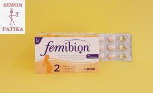 Femibion 2 várandósság és szoptatás