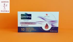 Gyntima hüvelykúp Menopausa
