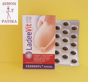 LadeeVit várandósság tabletta