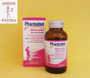 Pharmaton Matruelle kapasula 60db várandósoknak