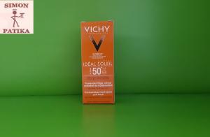 Vichy Ideal Soleil SPF 50+ napozó krém arcra 50ml