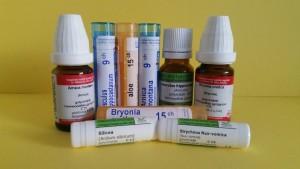 Aranyér homeopátia