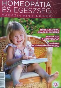 Homeopátia magazin 15 tél