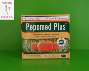 Pepomed Plus kapszula