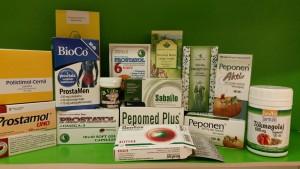 Prosztata kezelési tabletta