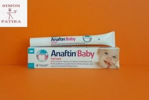 Anaftin Baby fogínygél fogzásra