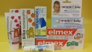 Gyerek fogkrém