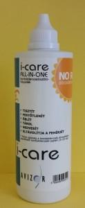 I-Care kontaktlencse tisztító folyadék