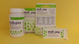 Mill and joy laktáz tabletta