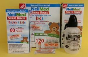 Sinus Rinse orrmosó szett gyermeknek