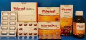 Walmark Walurinal Max, Medical, szirup