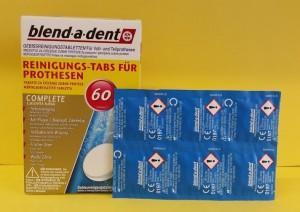 Blend-a-Dent tabletta