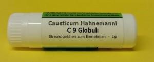 Causticum homeopátia