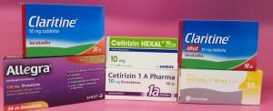 Cukormentes Allergia elleni gyógyszer