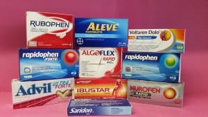 Cukormentes fájdalomcsillapító gyógyszer