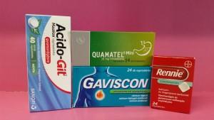 Cukormentes gyomorsavkötő gyógyszer
