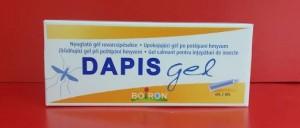 Dapis gél homeopátia Boiron csípés