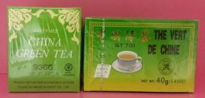 Eredeti Zöld tea Dr Chen patika